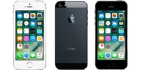 Apple iPhone 5s günstig mit Blau Vertrag – Bundle ab 20,49 € mtl.*