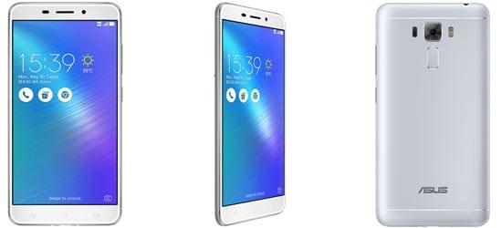 ASUS Zenfone 3 Laser günstig mit Blau Vertrag (z.B. Blau Allnet)