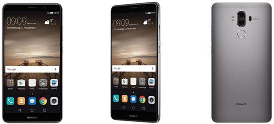 Huawei Mate 9 günstig mit Blau Vertrag – Bundle ab 35,49 € mtl.*