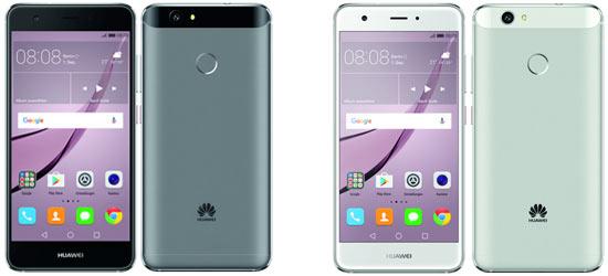 Huawei Nova günstig mit Blau Vertrag (z.B. Blau Allnet)