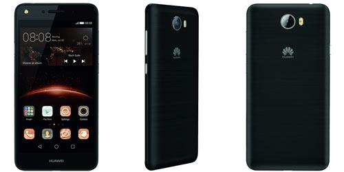 Huawei Y5 II günstig mit Blau Vertrag – Bundle ab 12,99 € mtl.*