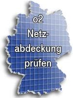 o2 Netzkarte - Blau Netz
