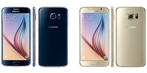 Samsung Galaxy S6 günstig mit Blau Vertrag – Bundle ab 22,99 € mtl.*