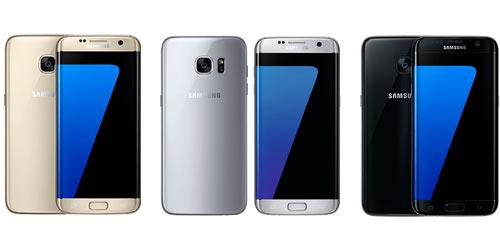 Samsung Galaxy S7 edge günstig mit Blau Vertrag (z.B. Blau Allnet)