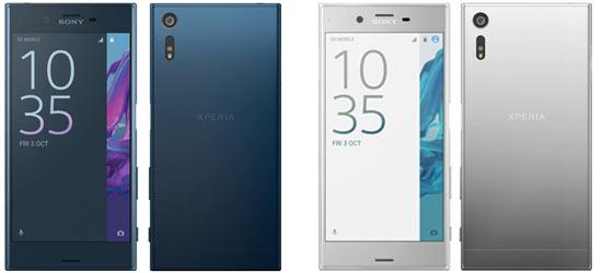 Sony Xperia XZ günstig mit Blau Vertrag- Bundle ab 32,99 € mtl.*