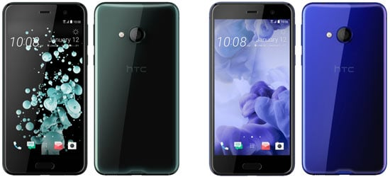 HTC U Play günstig mit Blau Vertrag