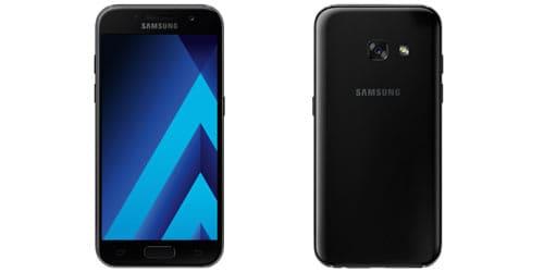 Samsung Galaxy A3 (2017) günstig mit Blau Vertrag
