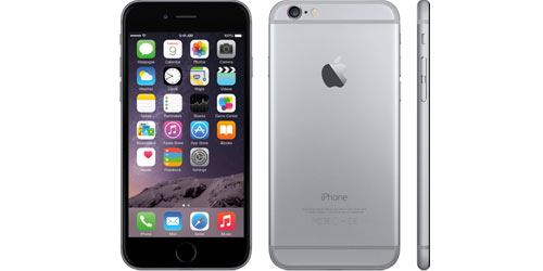 Apple iPhone 6 Plus günstig mit Blau Vertrag - Bundle