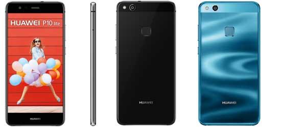 Huawei P10 Lite günstig mit Blau Vertrag