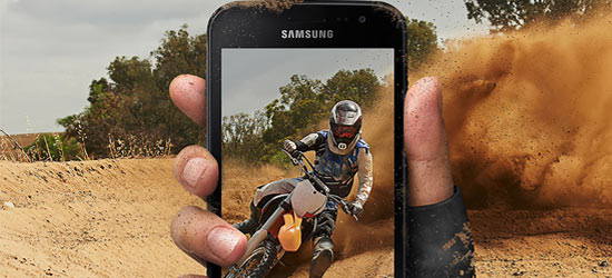 Samsung Galaxy XCover 4 günstig mit Blau Vertrag
