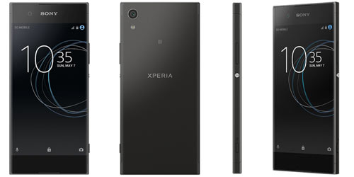 Sony Xperia XA1 günstig mit Blau Vertrag
