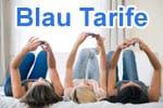Blau Tarife für Smartphones - Handyvertrag und Prepaid Karte