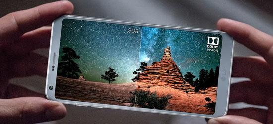 LG G6 günstig mit Blau Vertrag