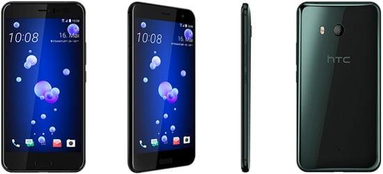 HTC U11 günstig mit Blau Vertrag