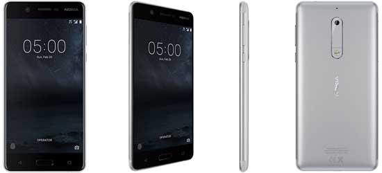 Nokia 5 günstig mit Blau Vertrag