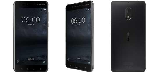 Nokia 6 günstig mit Blau Vertrag