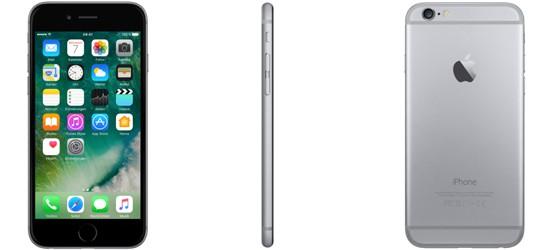 Apple iPhone 6 günstig mit Blau Vertrag – Bundle