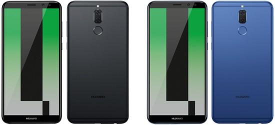 Huawei Mate 10 lite mit Blau Vertrag - Bundle