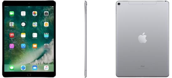 Apple iPad Pro 10.5 mit Blau Vertrag - Tablet-Bundle
