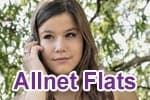 Blau Allnet Flat Tarife - als Handyvertrag oder Prepaid Karte