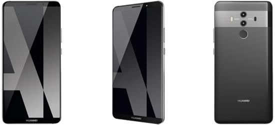 Huawei Mate 10 Pro mit Blau Vertrag – Bundle