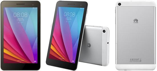 Huawei MediaPad T1 7.0 mit Blau Vertrag – Bundle