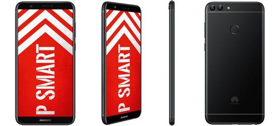 Huawei P smart günstig mit Blau Vertrag - Bundle
