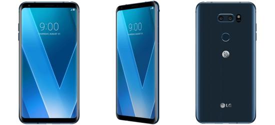 LG V30 günstig mit Blau Vertrag – Bundle