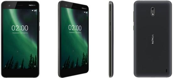 Nokia 2 günstig mit Blau Vertrag – Bundle