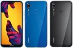 Huawei P20 Lite günstig mit Blau Vertrag - Bundle
