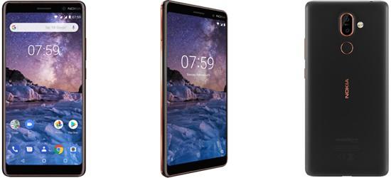 Nokia 7 Plus günstig mit Blau Vertrag – Bundle