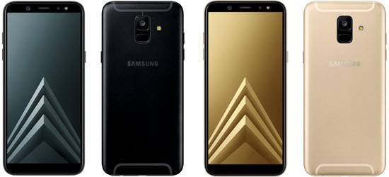 Samsung Galaxy A6 günstig mit Blau Vertrag - Bundle