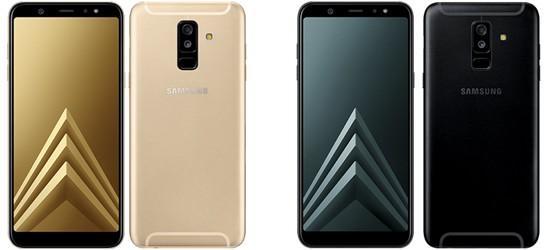 Samsung Galaxy A6+ günstig mit Blau Vertrag - Bundle
