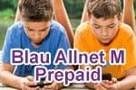 Blau Allnet M Prepaid