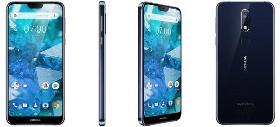 Nokia 7.1 günstig mit Blau Vertrag