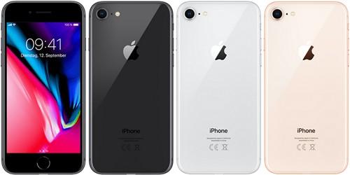 Apple iPhone 8 günstig mit Blau Vertrag - Bundle