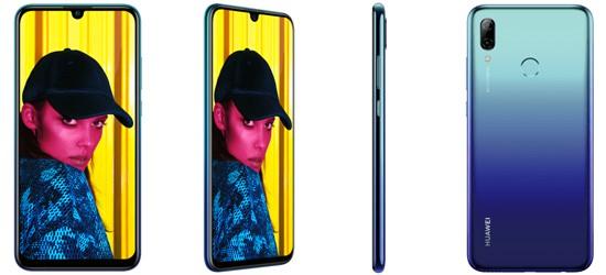 Huawei P smart (2019) mit Blau Vertrag – Bundle