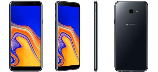 Samsung Galaxy J4+ günstig mit Blau Vertrag