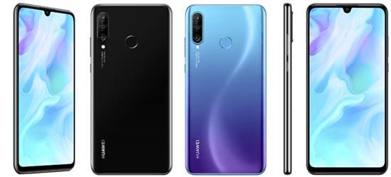 Huawei P30 lite günstig mit Blau.de Vertrag