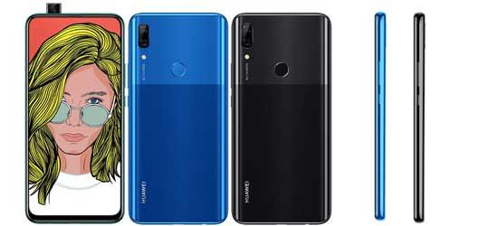 Huawei P smart Z günstig mit Blau.de Vertrag – Bundle