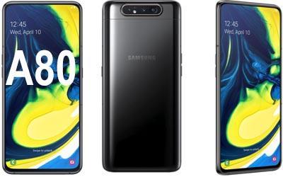 Samsung Galaxy A80 mit Blau.de Vertrag – Bundle