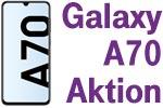 DEAL: Samsung Galaxy A70 mit Blau Allnet Flat zum Aktionspreis