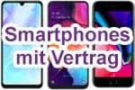 Smartphones / Handys günstig mit Blau Vertrag