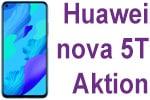 DEAL: Huawei nova 5T mit Blau Allnet Flat