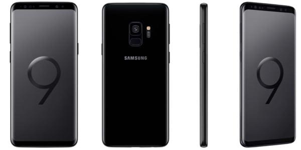 Samsung Galaxy S9 bei Blau.de