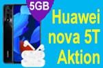 Huawei nova 5T Angebot bei Blau.de