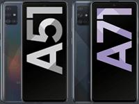 Blau.de - Samsung Galaxy A51 und A71