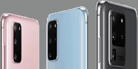 Samsung Galaxy S20 Serie bei o2