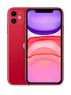 Blau.de - Apple iPhone 11 - rot (product red)