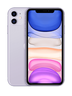Blau.de - Apple iPhone 11 - violett
